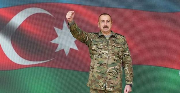 """İlham Aliyev: """"Kritik öneme sahip Şuşa kenti işgalden kurtarıldı!.."""""""