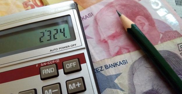 Asgari ücretin 2 bin 605 lira olacağı iddia edildi