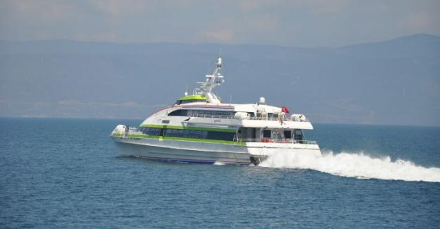 Bursa (Mudanya) - İstanbul hattı BUDO seferleri iptal edildi