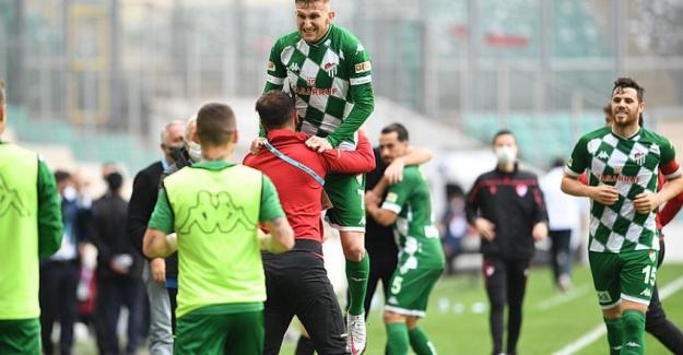 Bursaspor'da 5 sakat futbolcu