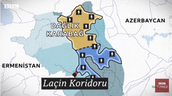 Dağlık Karabağ'da Azerbaycan-Ermenistan anlaşması: Sınırlar nasıl değişti?