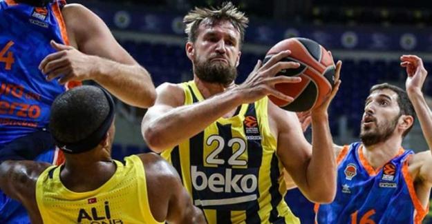 Fenerbahçe'den Euroleague'de bir mağlubiyet daha!