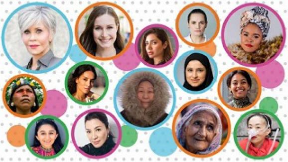 """Gülsüm Kav, BBC'nin """"2020 yılı 100 Kadın listesi""""ne girdi"""