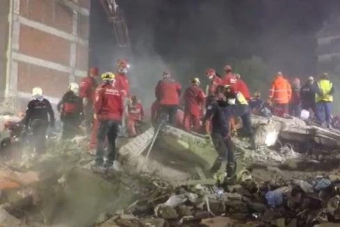 İzmirli Depremzede Ailelere 11 milyon TL taşınma ve kira yardımı yapıldı
