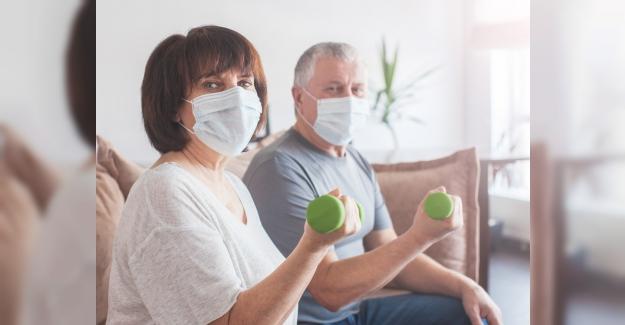 Pandemi sürecinde kaslara dikkat!