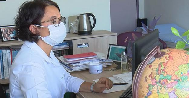 Prof. Dr. Mustafa Necmi İlhan: Gözlük takanlarda koronavirüs daha az görülüyor