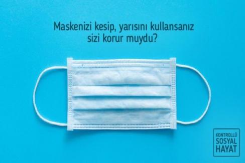Sağlık Bakanı Koca'dan maskeyi doğru kullanım uyarısı