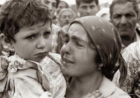 Stalin'in yüz karası zulmü: Ahıskalı Türkler 76 Yıl Önce Bugün Vatanlarından Sürgün Edildiler