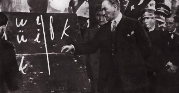 Tarihte 92 yıl önce bugün: HARF DEVRİMİ ile yeni harfler kabul edildi