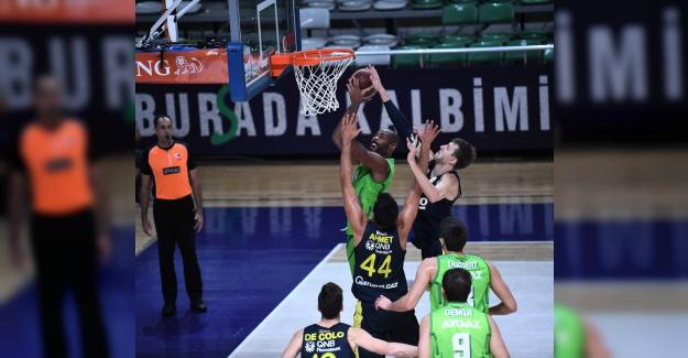 TOFAŞ evinde ağırladığı Fenerbahçe BEKO'ya 103-104 mağlup oldu