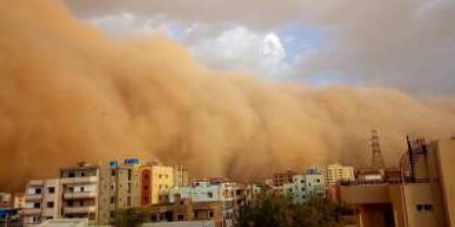 Trakya, Maramara ve Ege'de etkili olacak çöl tozu için korkutan korona uyarısı