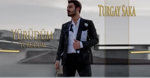 """Turgay Saka'nın yeni şarkısı """"İsyanı var, dermanı yok"""""""