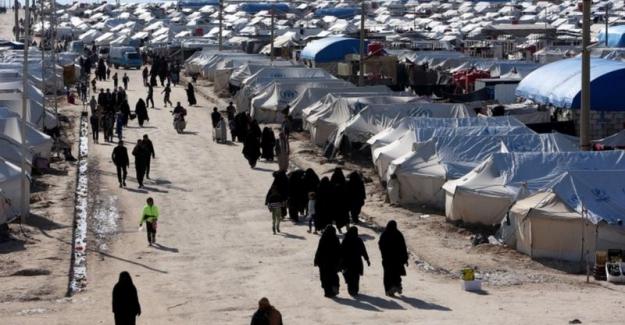 Almanya ve Finlandiya, Suriye'deki IŞİD kamplarından kadın ve çocukları ülkelerine geri aldı