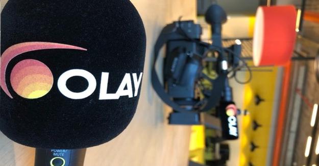 Cavit Çağlar ağır baskı altında olduğunu söyledi: OLAY TV Tamamen kapandı