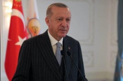 Cumhurbaşkanı Erdoğan, ETİ Maden Lityum Üretim Tesisi açılış törenine katıldı