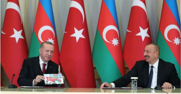 """Cumhurbaşkanı Erdoğan: """"Olumlu adım atılırsa kapılarımızı Ermenistan'a açarız, Ermenistan halkına bir kinimiz yok"""""""