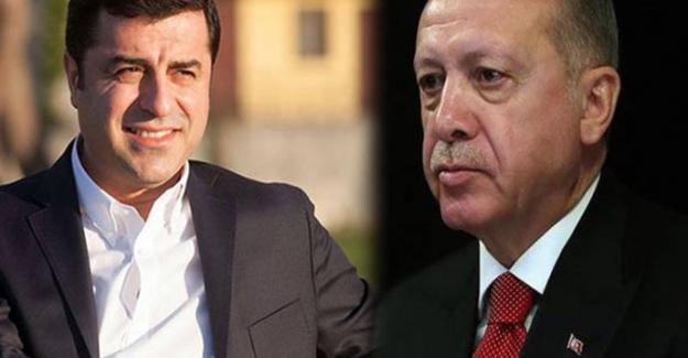 Erdoğan, AİHM'in Demirtaş kararını tanımadı