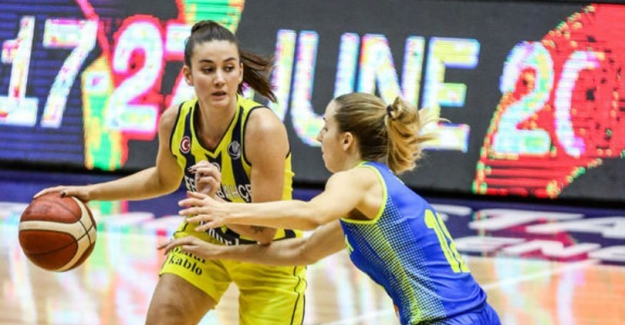 FIBA Avrupa Ligi B Grubu'nda Fenerbahçe Öznur Kablo: 77 - 70 USK Prag