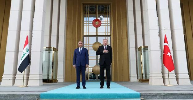 """Irak Başbakanı Kazımi: """"Türkiye, Irak'ı 5 milyar dolarla desteklemeye hazır"""""""