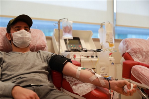 Kan bağışı 'hafta sonu kısıtlaması' kapsamında değil
