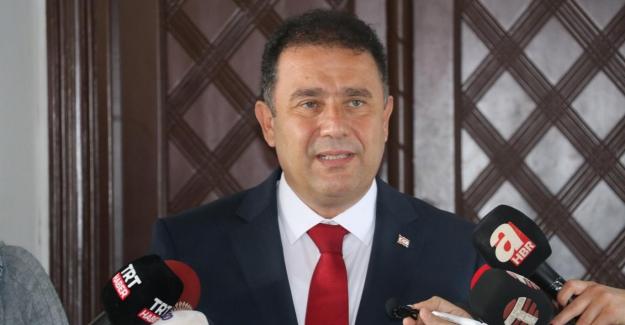 KKTC'de Ersan Saner Başbakan ve 3 Partili Koalisyon