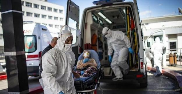 Koronavirüs'ten 196 kişi daha hayatını kaybetti