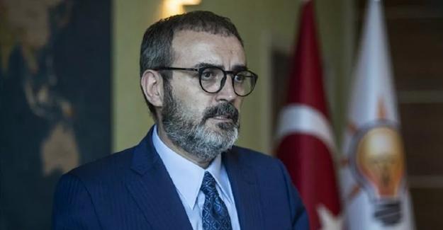 """Mahir Ünal: """"'CHP, ezanın Türkçe okunması düşüncesinden vazgeçmemiştir'"""""""