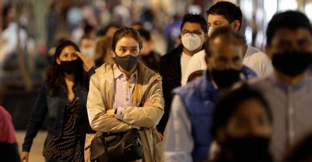 Maske enfeksiyon riskini yüzde 45 azaltıyor