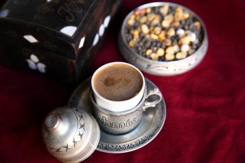 Menengiç kahvesinin tescili ile Gaziantep Türkiye'de ilk sıraya yerleşti