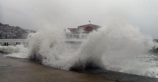 Meteoroloji ve AFAD'dan Ege için kuvvetli yağış uyarısı