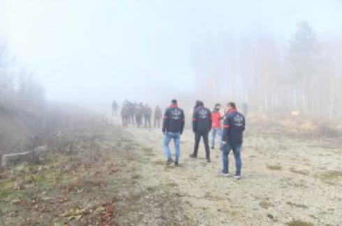 Mustafakemalpaşa'nın kaybolan Fehmi Arık Amcası, ormanda 'secde' durumunda vefat etmiş