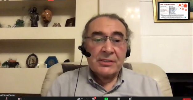 """Prof. Dr. Nevzat Tarhan: """"Pandemi sonrası yalnızlık patlaması yaşanacak"""""""