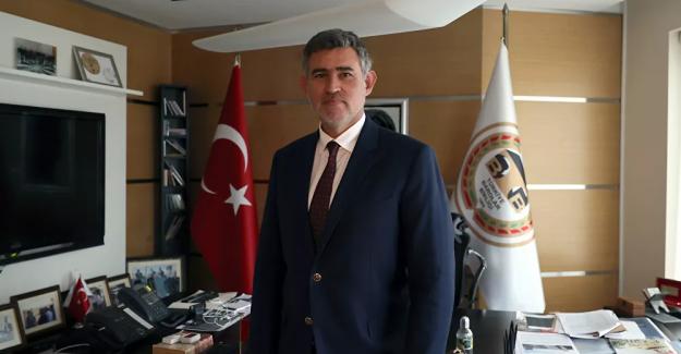 """TBB Başkanı Feyzioğlu: """"Avukatın, hakim ve savcı olmadan önce özel bir yüksek lisans programından geçilmesini istiyoruz"""""""