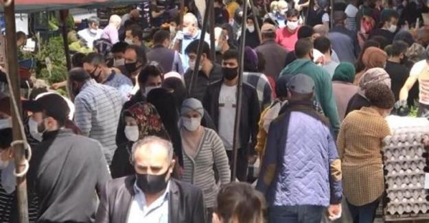 Toplum Bilimleri Kurulu Üyesi İlhan: Yılbaşında 4 gün sokağa çıkma kısıtlaması olabilir