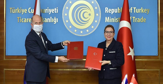 Türkiye, Birleşik Krallık (İngiltere) ile serbest ticaret anlaşması imzaladı!