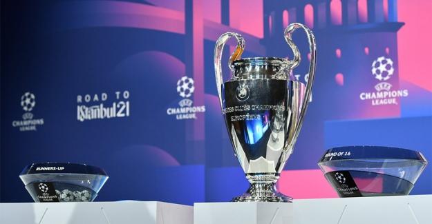 UEFA Şampiyonlar Ligi'nde eşleşmeler belli oldu