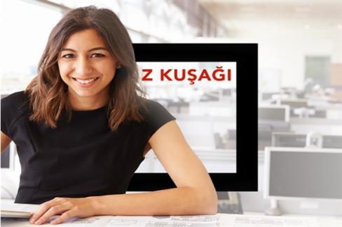 """""""Z Kuşağı""""nın iş dünyası ve gelecek hakkındaki görüşlerini ortaya çıkaracak"""
