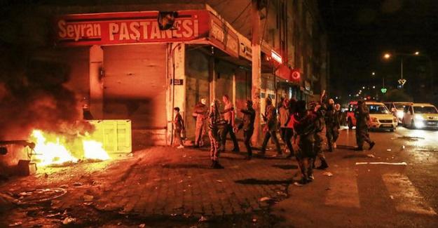 """Çoğu HDP'den 108 sanıklı """"Kobani olayları"""" iddianamesi kabul edildi"""