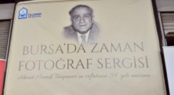 """Ahmet Hamdi Tanpınar anılıyor:  """"Bursa'da Zaman Sergisi"""""""