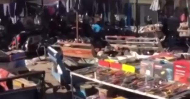 Bağdat'ta çifte intihar saldırısı! İlk belirlemeye göre 17 kişi öldü..