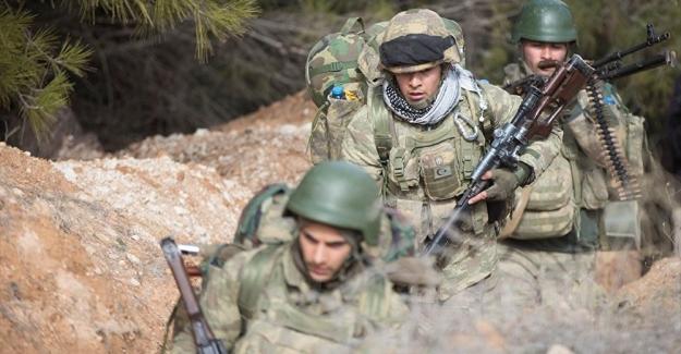 Barış Pınarı bölgesinde, 8 terörist bir tünelde etkisiz hale getirildi