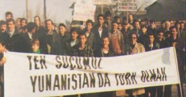Batı Trakya Türklerinin milli direniş günü: 29 Ocak