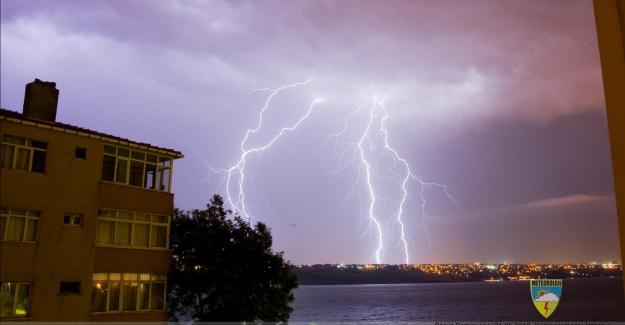 Bursa Valiliği vatandaşları fırtına için uyardı!
