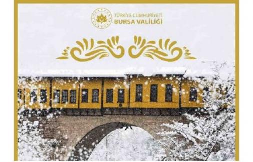"""Bursa Valisi Yakup Canbolat: """"Bursalı hemşehrilerimizin yeni yılını kutluyor, saygı ve sevgilerimi sunuyorum"""""""