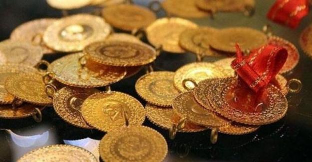 Çeyrek Altın 722 Liradan işlem görüyor