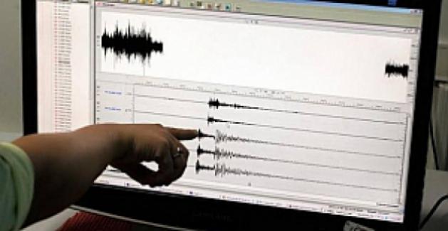 Denizli Acıpayam İlçesinde 4,2 büyüklüğünde Deprem meydana geldi