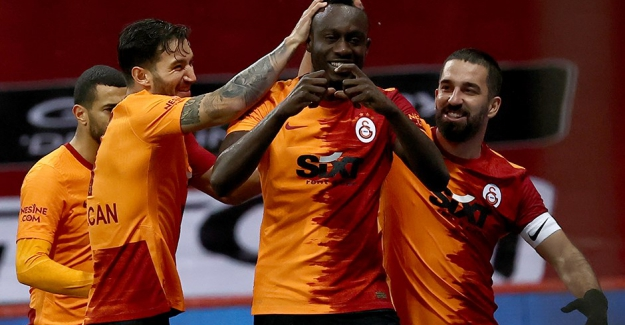 """Galatasaray Gol Oldu Yağdı: """"Galatasaray 6-0 Gençlerbirliği"""""""