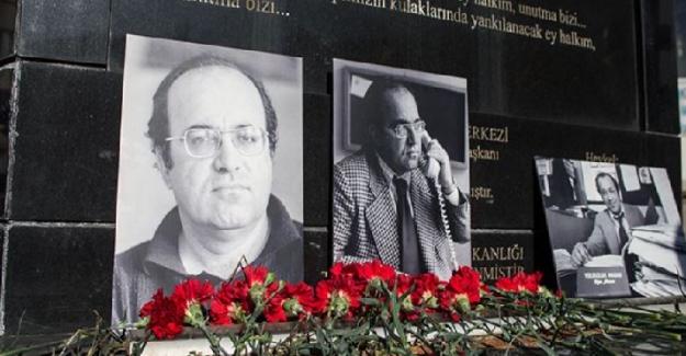 Şehit Gazeteci-Yazar Uğur Mumcu'nun katledilişinin 28'inci yıl dönümü