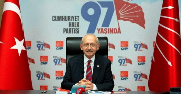 """Kılıçdaroğlu: """"Milletimize söz veriyorum, 2021 yılında umutsuzluğu da yeneceğiz!.."""""""
