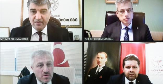 Korona vaka sayılarıİstanbul ve İzmir'de yüzde 40, Ankara ve Bursa'da dayüzde 60'a yakın düşmeye başladı